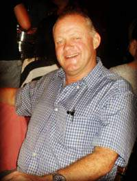 Garth Venter ower of Garth's Plumbing Services
